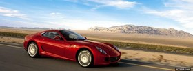 outside ferrari 599 gtb facebook cover