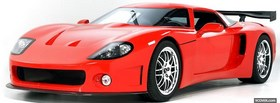 red factory five racing car facebook cover