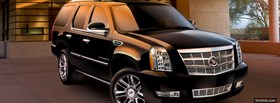2012 cadillac escalade car facebook cover