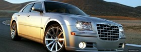 free chrysler 300c on the road facebook cover