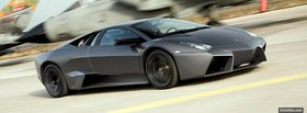 lamborghini reventon car facebook cover