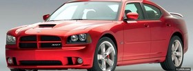 2006 dodge charger car facebook cover