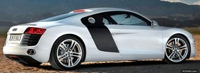 free audi r8 side car facebook cover