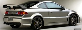 free acura rsx car facebook cover