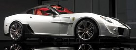 ferrari 599 gtb stallone car facebook cover