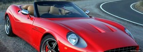 anteros xtm roadster car facebook cover