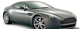 aston martin vantage 2006 car facebook cover
