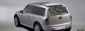 mini concept frankfurt car facebook cover