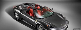 red seats f430 spider facebook cover