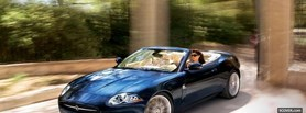 jaguar xk outside facebook cover