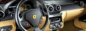 interior of ferrari 599 gtb fiorano facebook cover