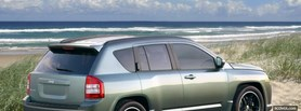 jeep compass on the beach facebook cover
