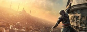 free assassins creed revelations facebook cover