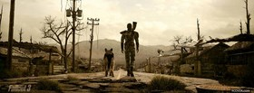 video games fallout 3 facebook cover