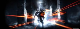 free battlefield 3 close quarters facebook cover