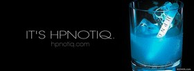 hipnotiq in a glass alcohol facebook cover