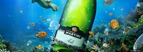 martini asti in the ocean facebook cover