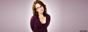 funny celebrity tina fey facebook cover