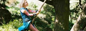 anna sophia in bridge to terabithia facebook cover