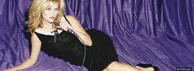 celebrity kirsten dunst in lingerie facebook cover