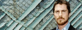 free celebrity christian bale facebook cover