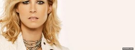 free celebrity wearing white jenna elfman facebook cover