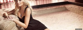emma bunton from spice girl facebook cover