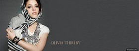free olivia thirlby celebrity facebook cover