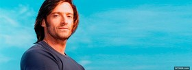 celebrity actor huhg jackman facebook cover