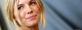 celebrity sienna miller hair up facebook cover