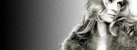 uma thurman and fur facebook cover
