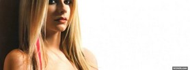 celebrity singer avril lavigne facebook cover