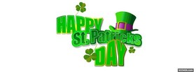 st patrick day facebook cover