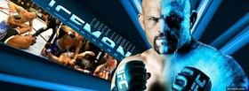 free iceman ufc facebook cover