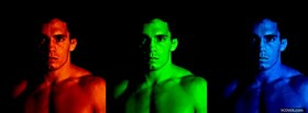 free jake ellenberger colors facebook cover