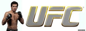 free fighter undisputed ufc logo facebook cover
