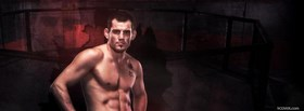 free jon fitch fighter facebook cover