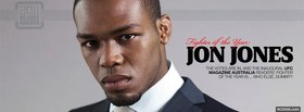 free jon jones ufc facebook cover