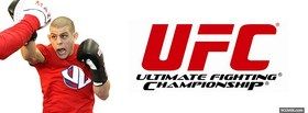 yellow ufc logo facebook cover