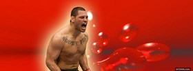 free cain velasquez screaming facebook cover