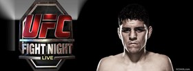 free live fight night facebook cover