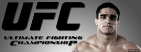 free thiago tavares fighter facebook cover