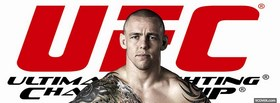 free ufc wrestling red logo facebook cover