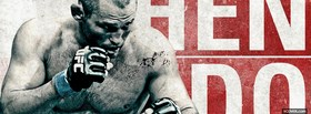 free dan henderson red facebook cover