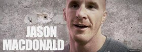 free jason macdonald ufc fighter facebook cover