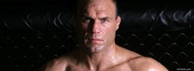 free randy couture ufc face facebook cover