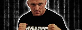 free dennis siver fighter facebook cover