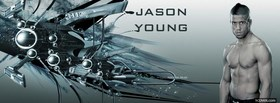 free jason young fighter facebook cover