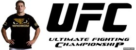 free utlimate fighting championship logo facebook cover