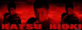 free hatsu hioki ufc fighter facebook cover